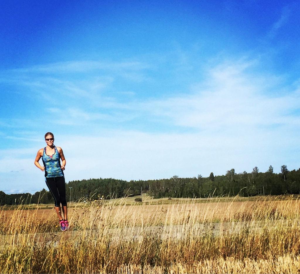 Kan jag kan du! Jag har inte alltid älskat löpning, jag har inte sprungit mig genom livet. Det är först senaste 10 åren som jag har sprungit regelbundet.