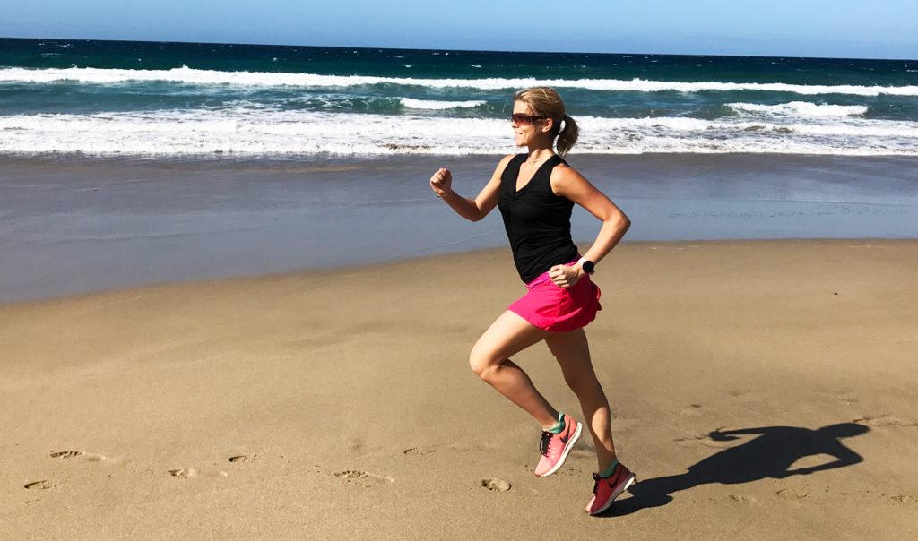 Löpningen blir mer njutningsfull med bra teknik.