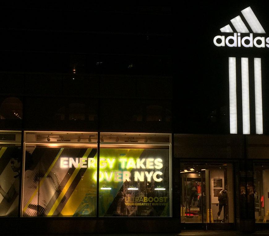 new york träningskläder