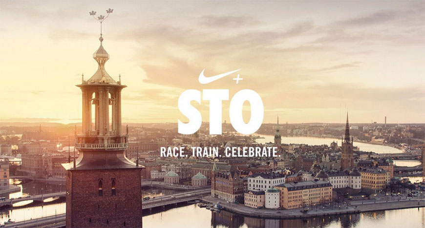 nike running stockholm