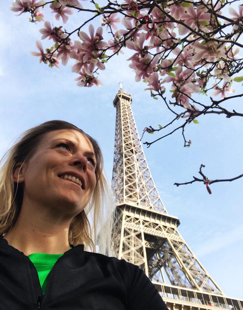 Våren i Paris är magisk!