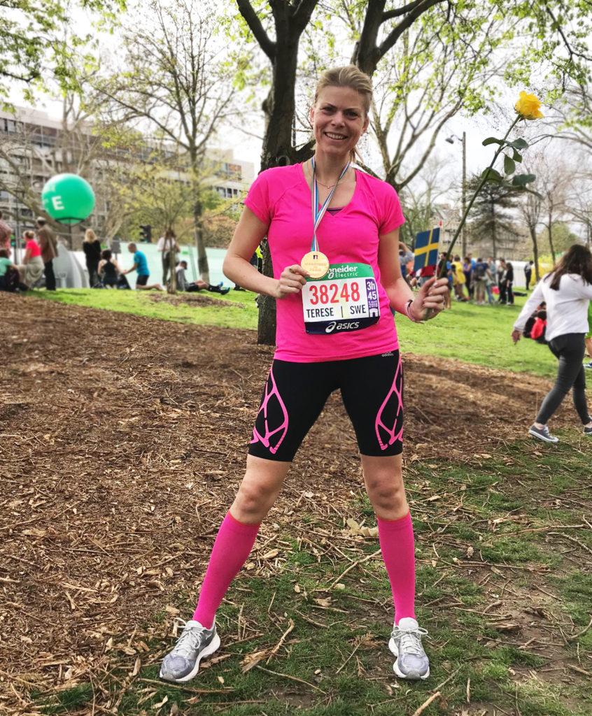 Nu har jag klarat av 6 maraton, och jag vill bara springa fler!