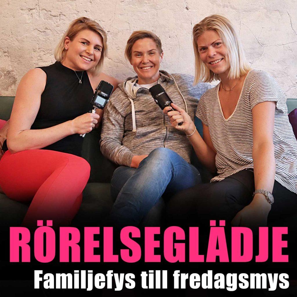 """NYTT PODDAVSNITT; #27 Intervju med Lovisa """"Lofsan"""" Sandström – allt om livet med träning, karriär och barn."""