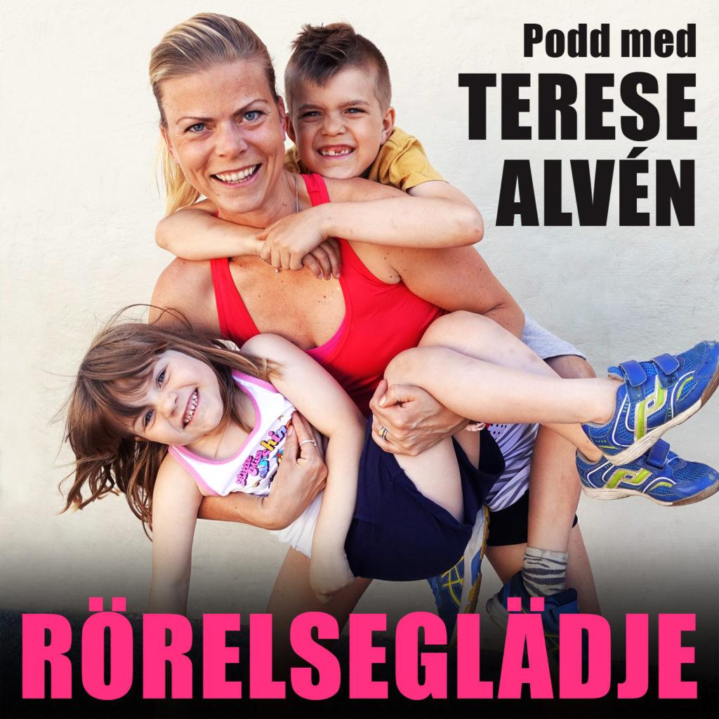 Rörelseglädje med Terese Alvén