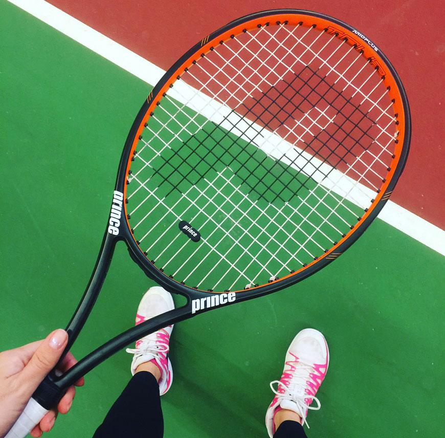 prince racket