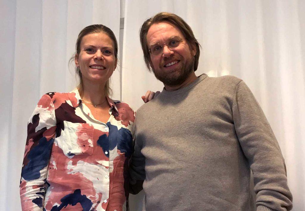 Jag intervjuar överviktsforskaren och författaren Erik Hemmingsson i Rörelseglädjepodden.