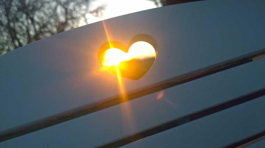 Tennis i solnedgång
