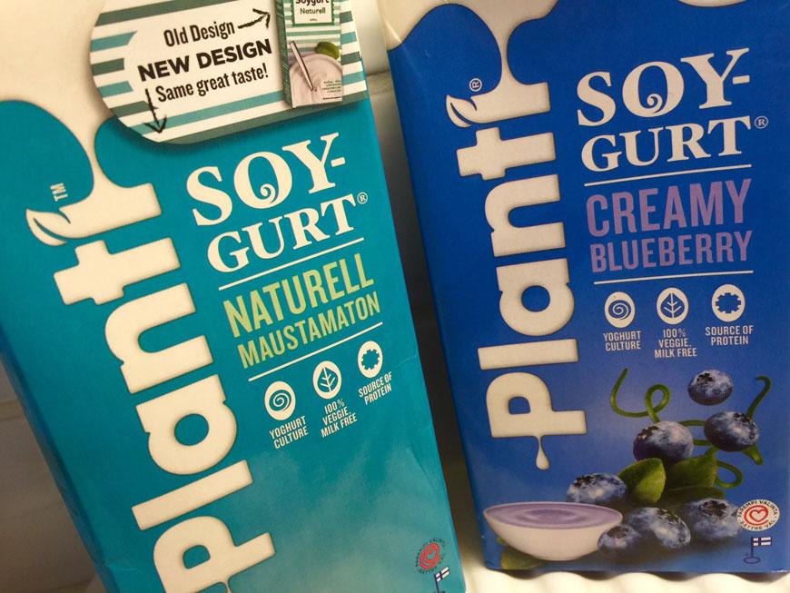 soygurt planti