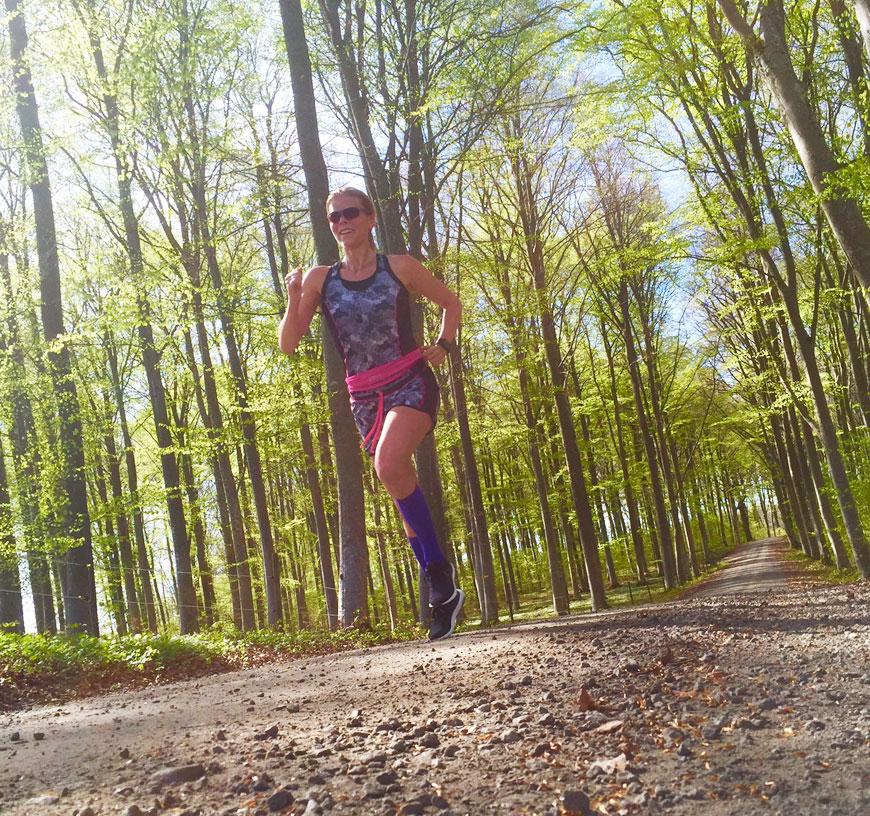 hacksta hill löpning