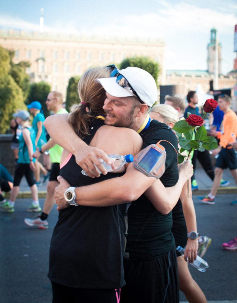 Stockholm Halvmarathon 2014. Foto: Konrad Karlsson