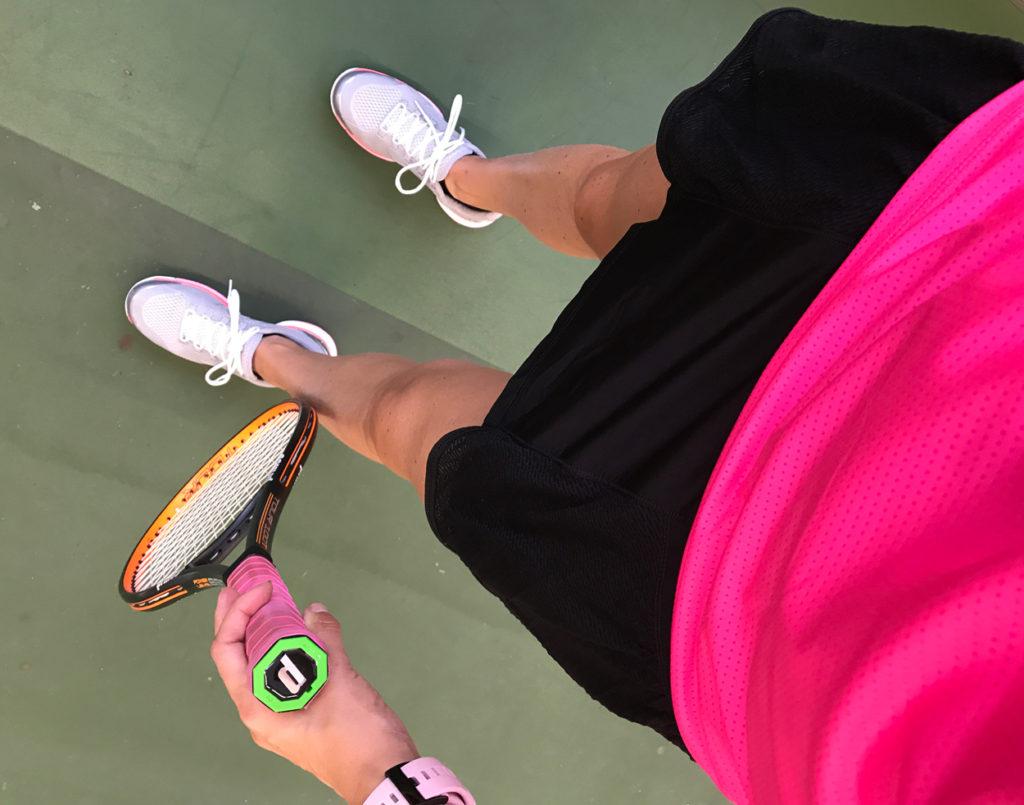 Tennisoutfit!