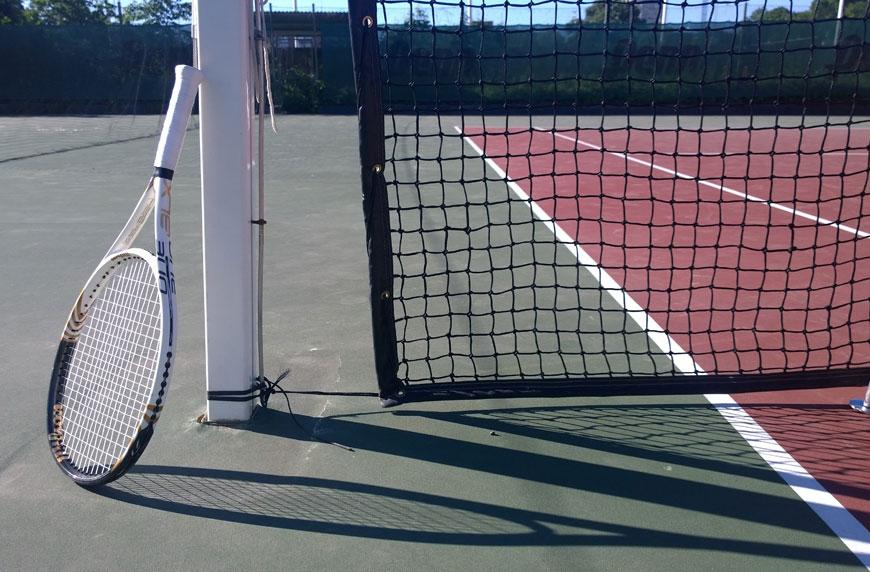 tennis ute