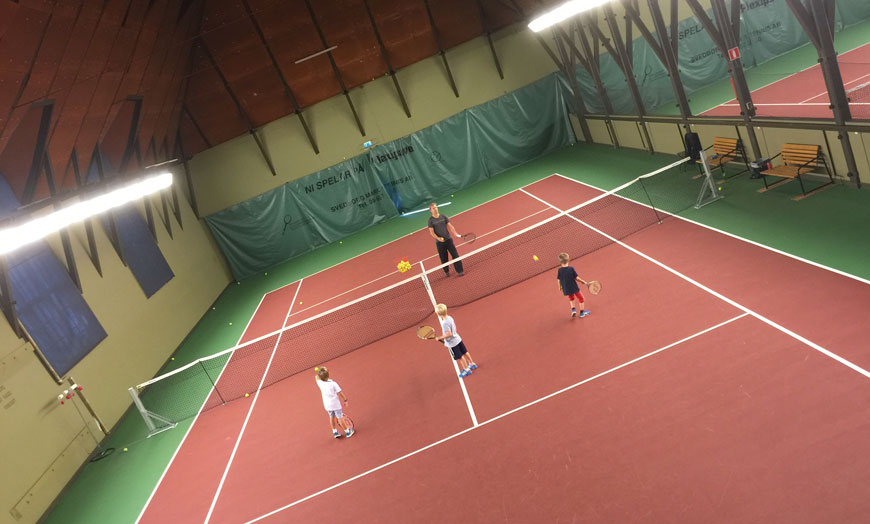 Morgondagens tennisstjärnor