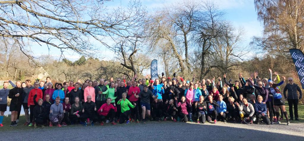 Peppade för STHLM Trail Run!