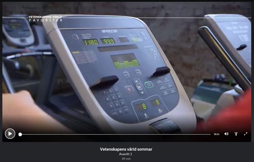 vetenskapens värld träning