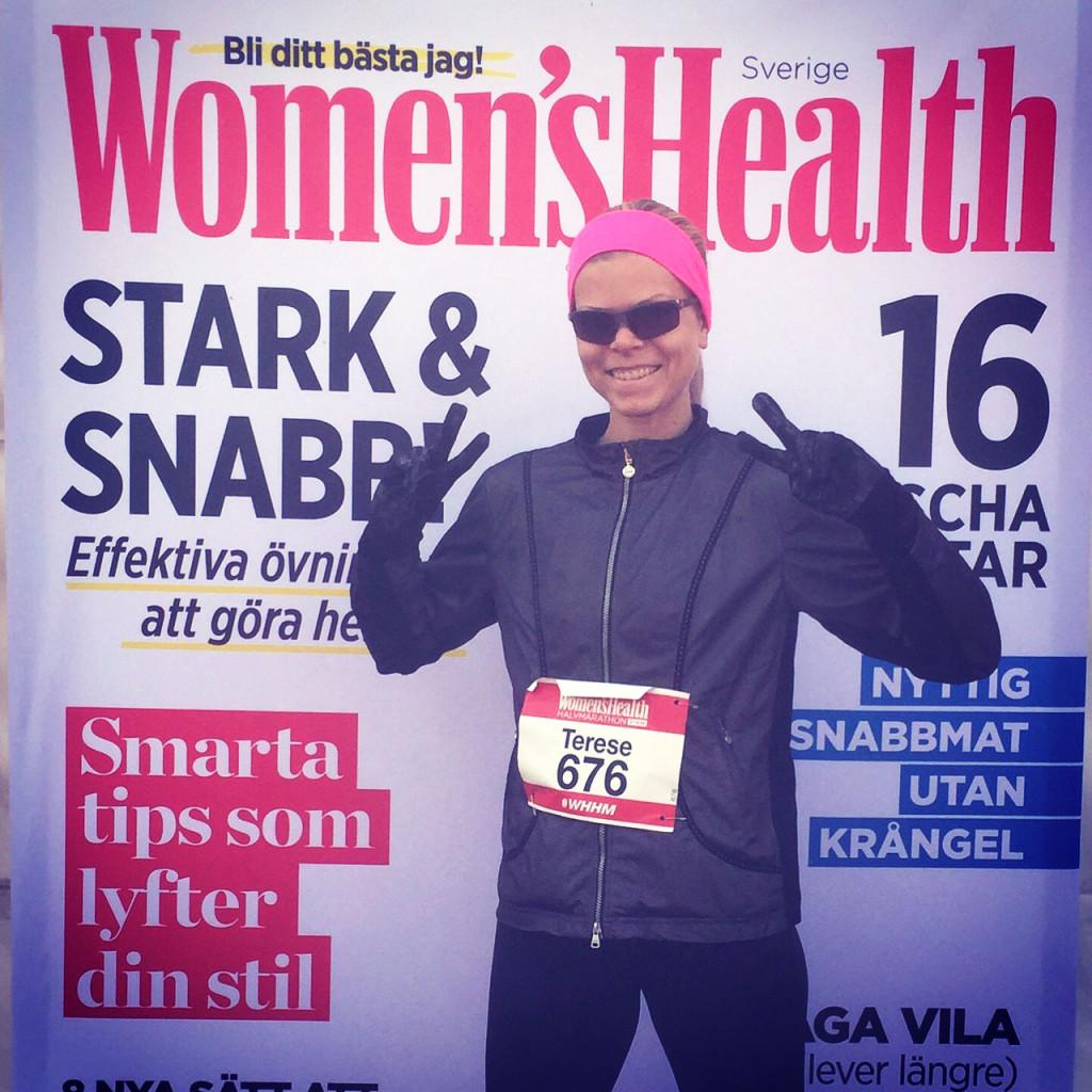 womens health halvmarathon 2016