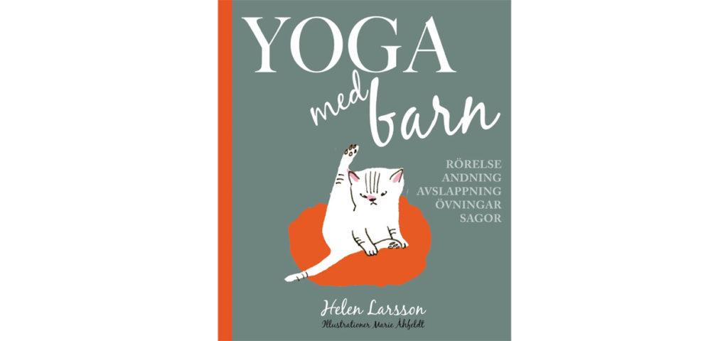 Ny bok: Yoga med barn.